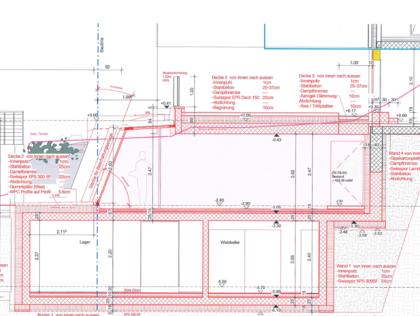 Element Fassade, Statischüberprüfteraufbau, Integrieter sonnen schutz, Sleyer, Ingenieurbüro Sleyer, Glas Statik, Begehbareverglasung,